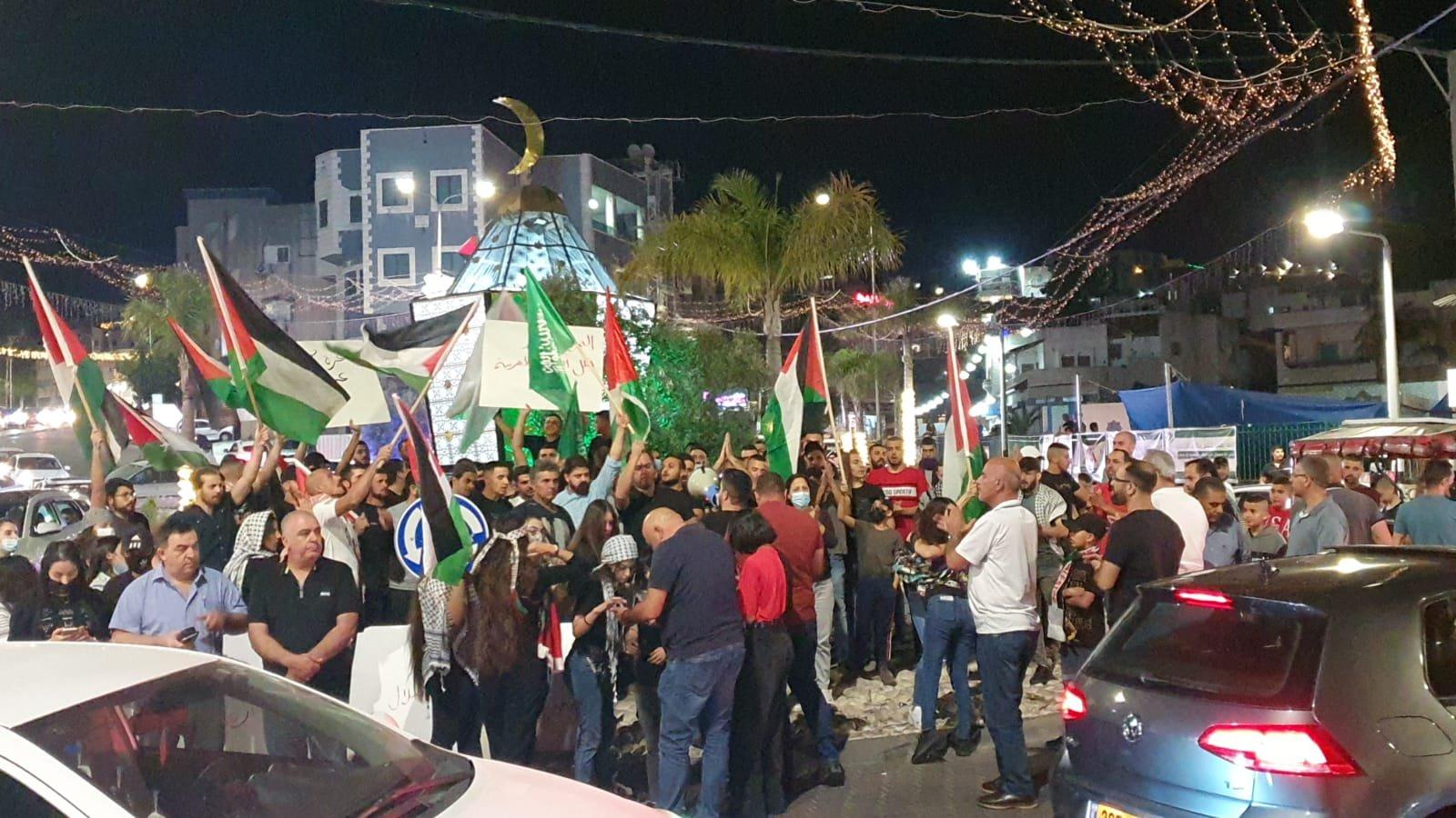 تابعوا الأخبار من مختلف البلدات: مظاهرات حاشدة، اليكم الملخص والصور-6