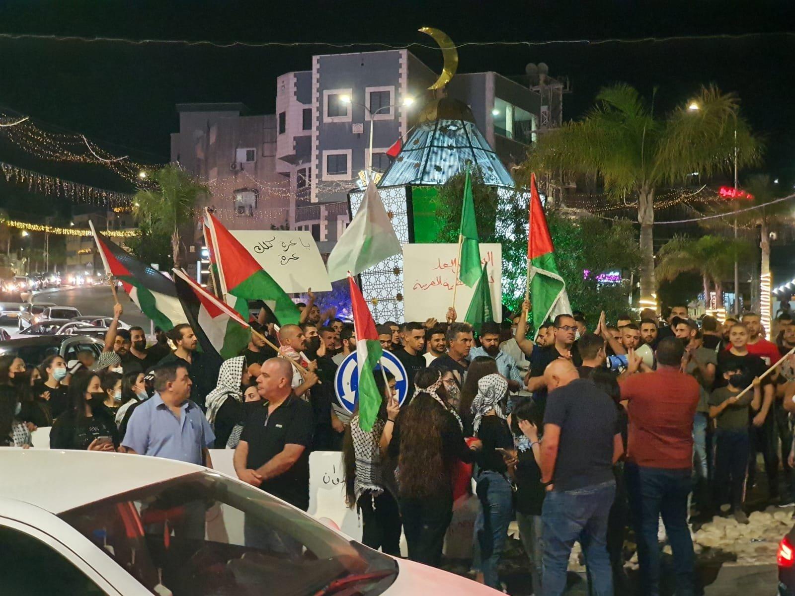 تابعوا الأخبار من مختلف البلدات: مظاهرات حاشدة، اليكم الملخص والصور-18