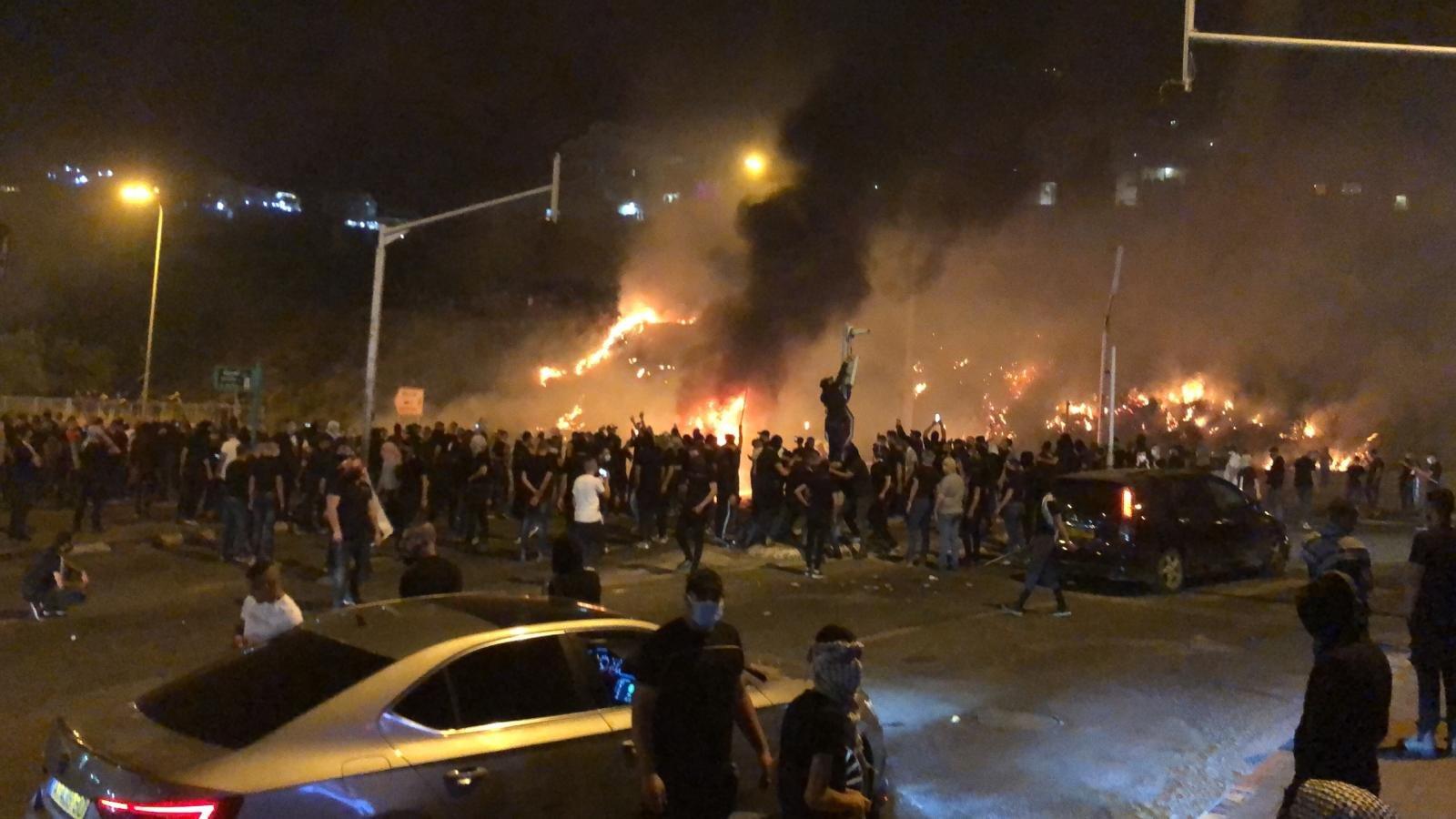 تابعوا الأخبار من مختلف البلدات: مظاهرات حاشدة، اليكم الملخص والصور-20