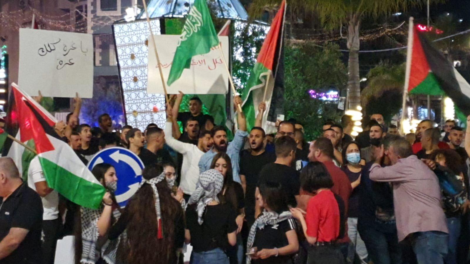 تابعوا الأخبار من مختلف البلدات: مظاهرات حاشدة، اليكم الملخص والصور-23