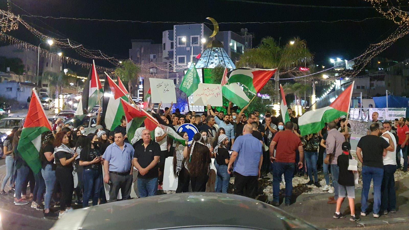 تابعوا الأخبار من مختلف البلدات: مظاهرات حاشدة، اليكم الملخص والصور-26