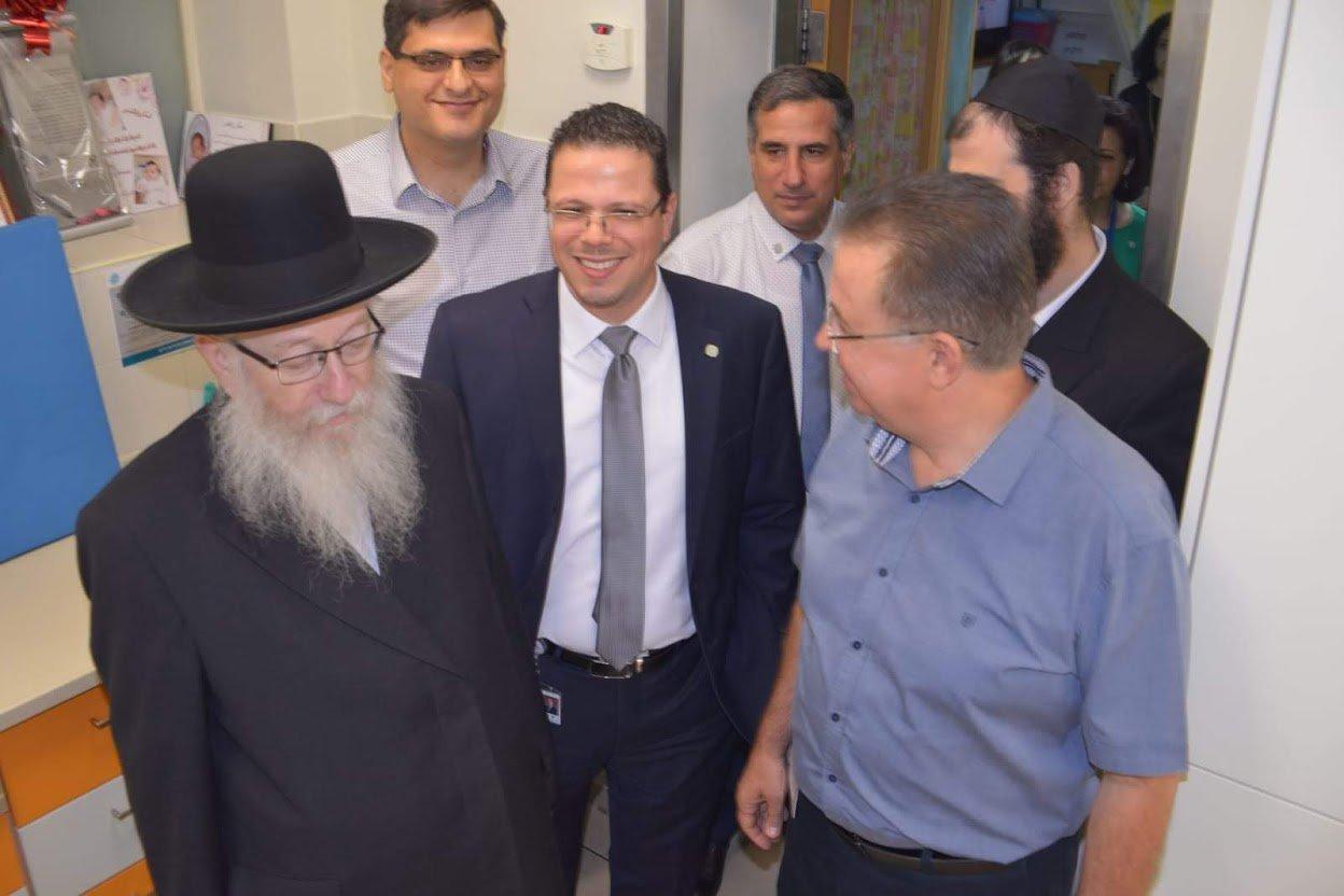 وزارة الصحة تمنح مستشفى الناصرة الانجليزي الترخيص لتشغيل جهاز CT إضافي