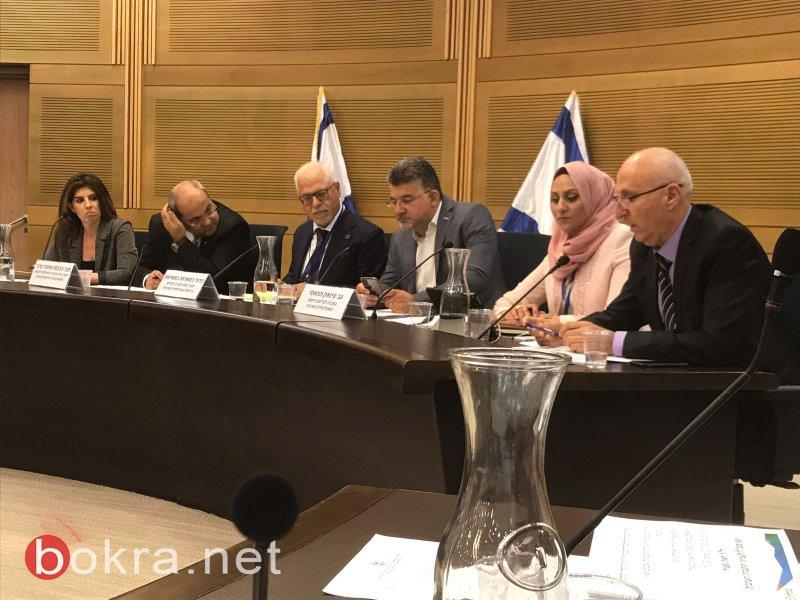 العرب يعيشون اقل من اليهود باربع سنوات ويمرضون اكثر بالسكري وضغط الدم والقلب والسمنة