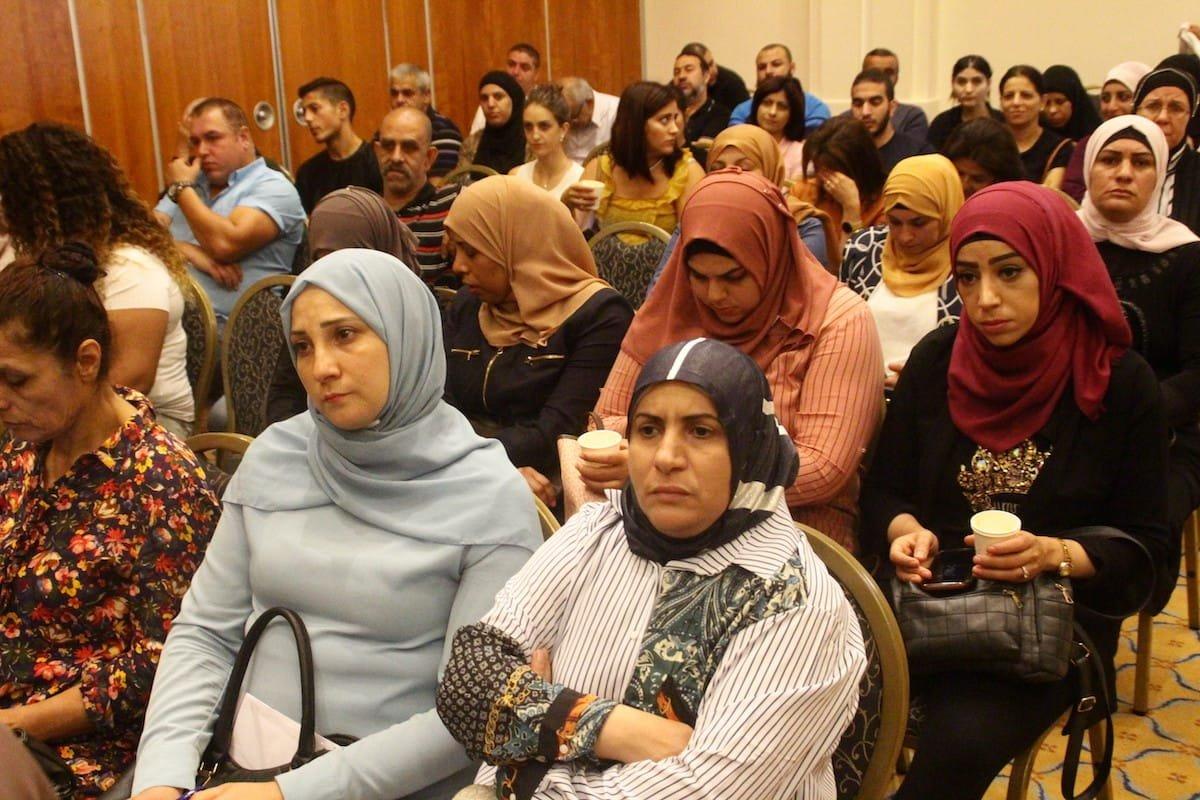 تحت رعاية بلدية الناصرة، عقد معرض التشغيل الثاني