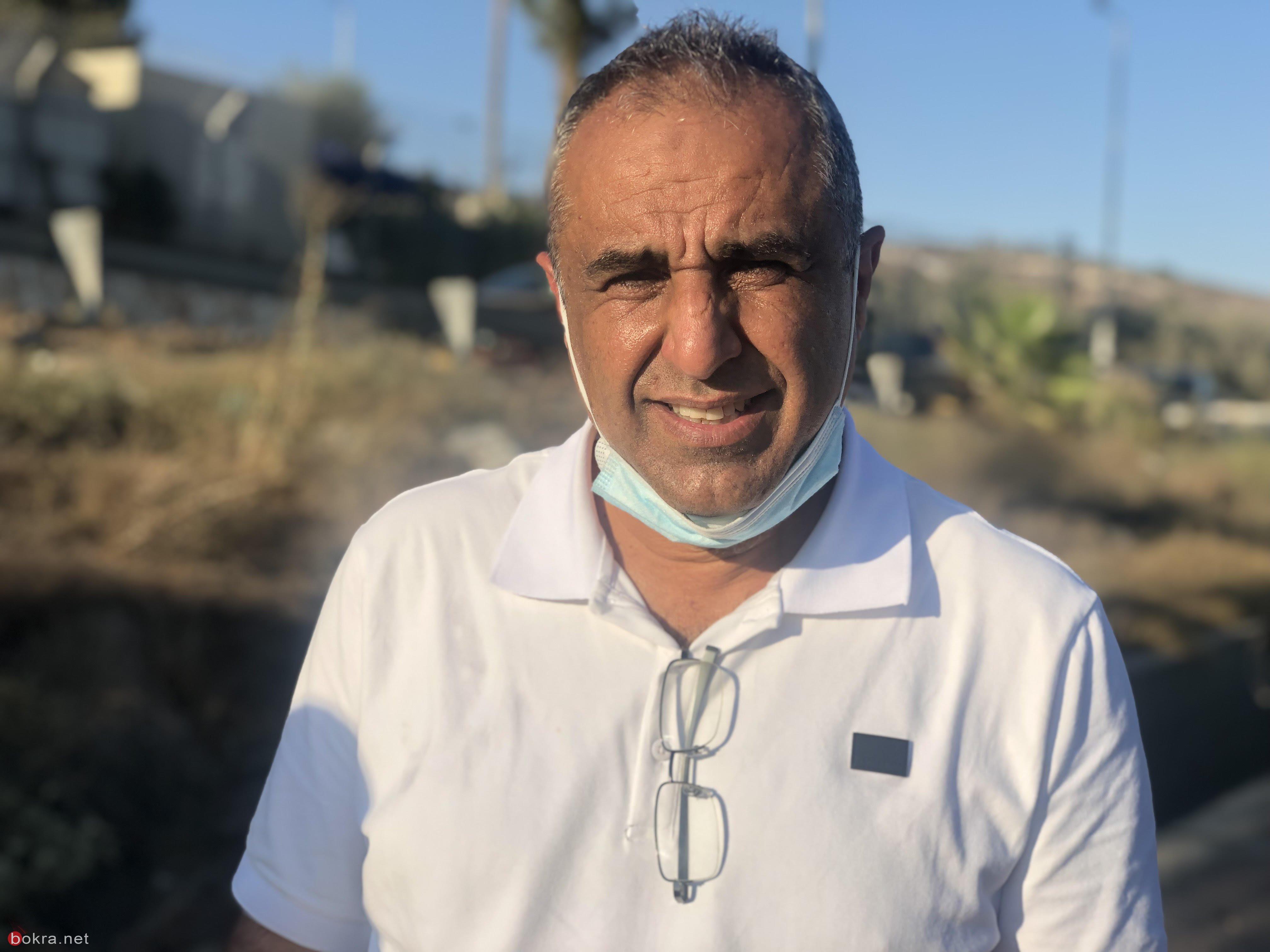 """قياديون """"لبكرا"""" قضايا الجريمة والعنف بالمجتمع العربي تقع على الحكومة والشرطة-0"""