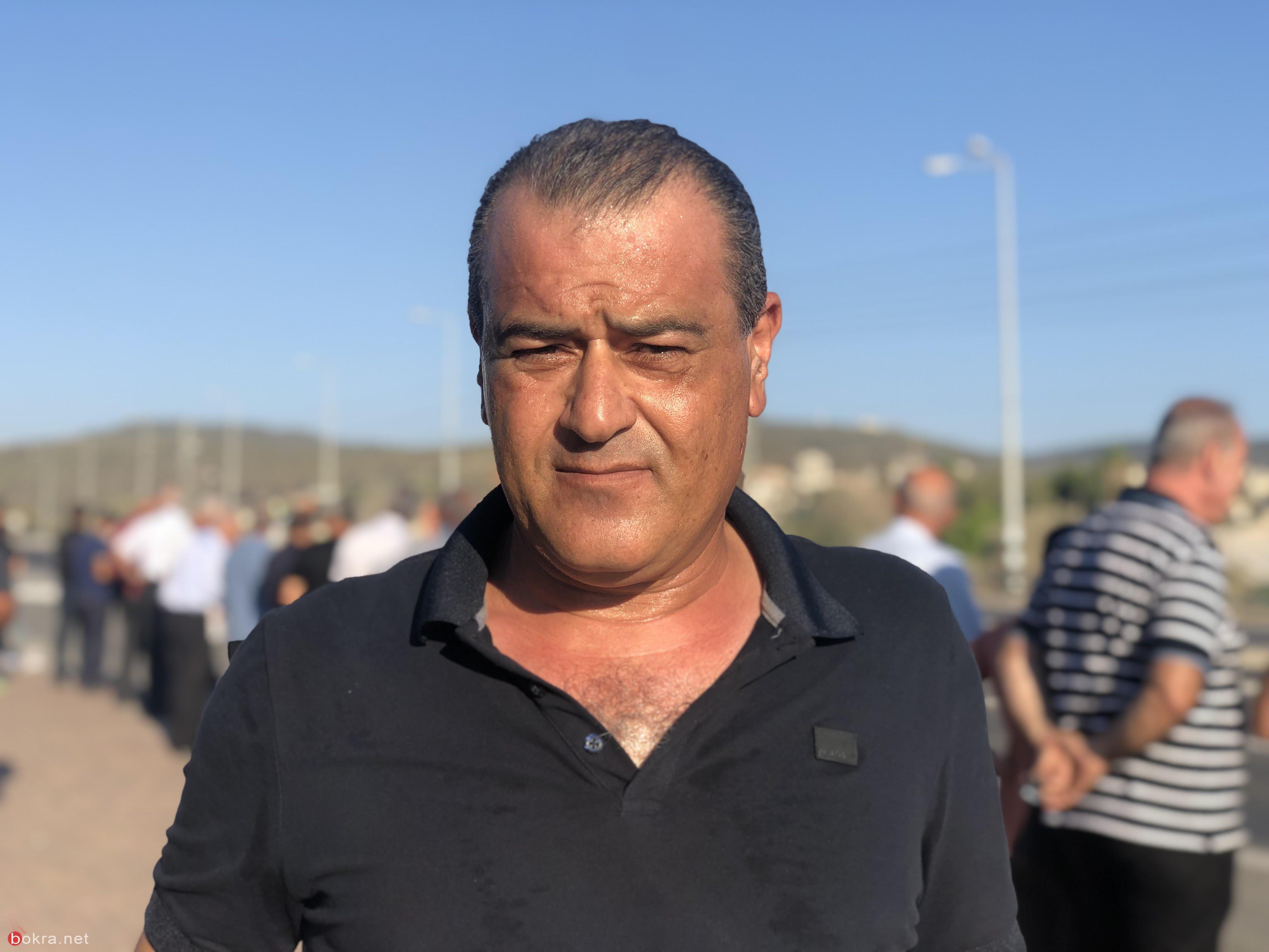 """قياديون """"لبكرا"""" قضايا الجريمة والعنف بالمجتمع العربي تقع على الحكومة والشرطة-1"""