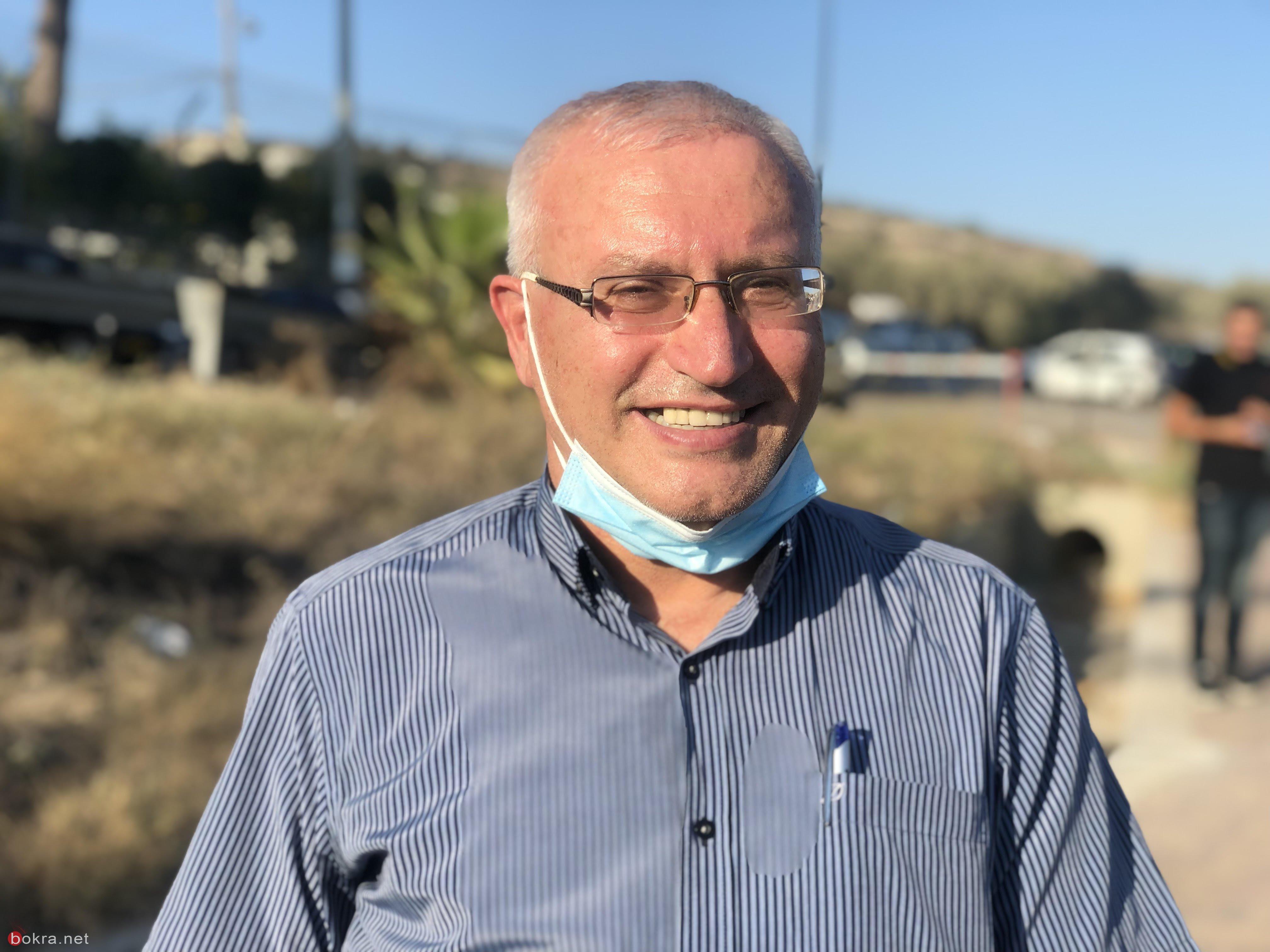 """قياديون """"لبكرا"""" قضايا الجريمة والعنف بالمجتمع العربي تقع على الحكومة والشرطة-2"""