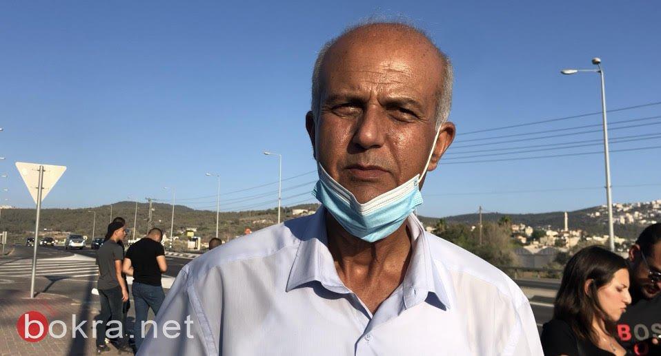"""قياديون """"لبكرا"""" قضايا الجريمة والعنف بالمجتمع العربي تقع على الحكومة والشرطة-3"""