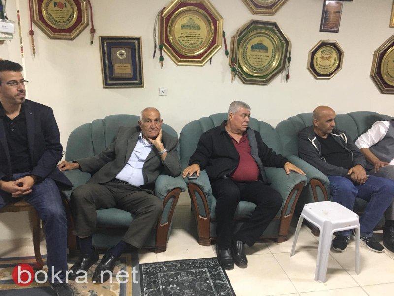 بستان المرج: تحالف بين اسماعيل زعبي واحمد زعبي