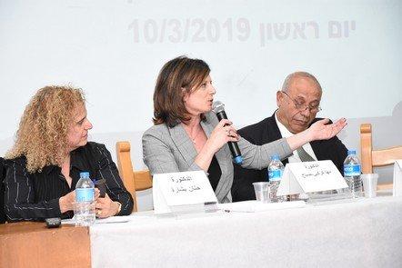 الكلية الاكاديمية العربية للتربية في إسرائيل- حيفا تستضيف اعمال مؤتمر  العرب في إسرائيل الى اين؟