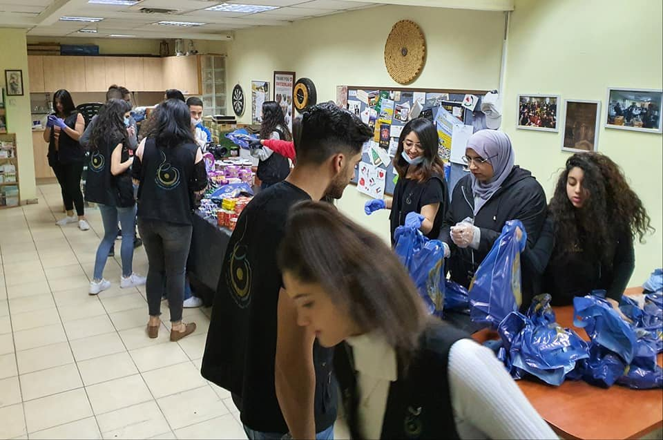 جمعية انماء تواصل مشروعها في مرافقة أطفال مرضى السرطان بمناسبة شهر رمضان -2