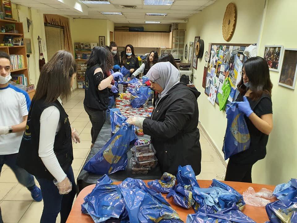 جمعية انماء تواصل مشروعها في مرافقة أطفال مرضى السرطان بمناسبة شهر رمضان -3