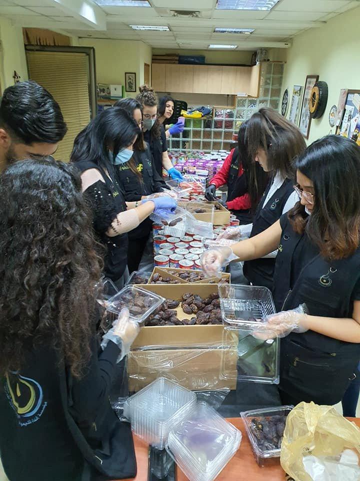 جمعية انماء تواصل مشروعها في مرافقة أطفال مرضى السرطان بمناسبة شهر رمضان -7