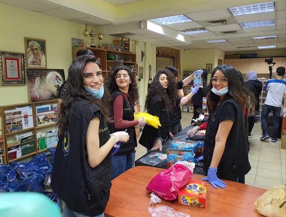 جمعية انماء تواصل مشروعها في مرافقة أطفال مرضى السرطان بمناسبة شهر رمضان -11