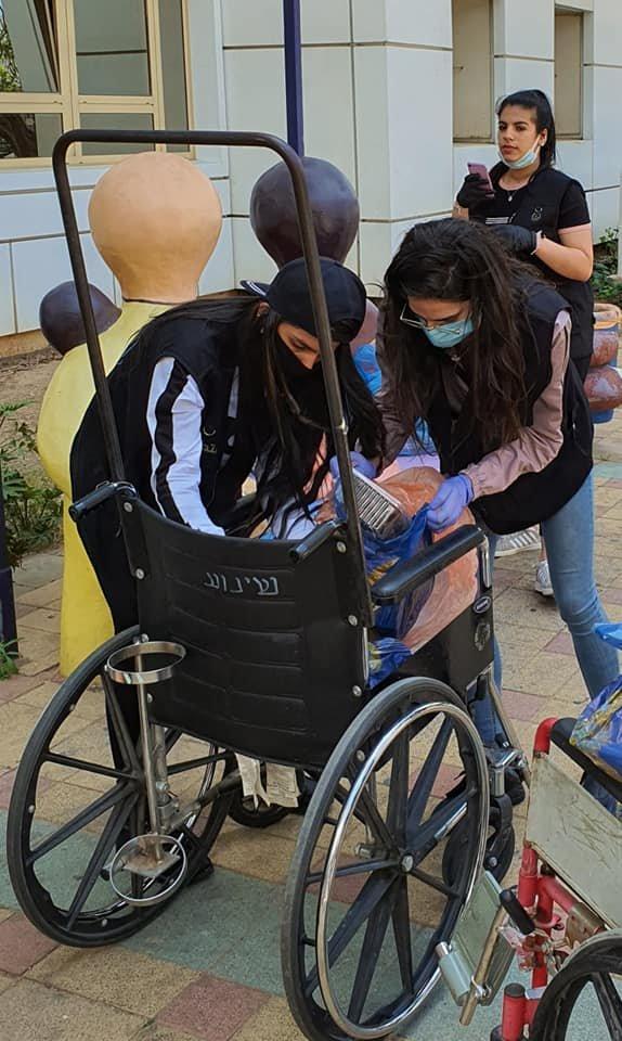 جمعية انماء تواصل مشروعها في مرافقة أطفال مرضى السرطان بمناسبة شهر رمضان -13