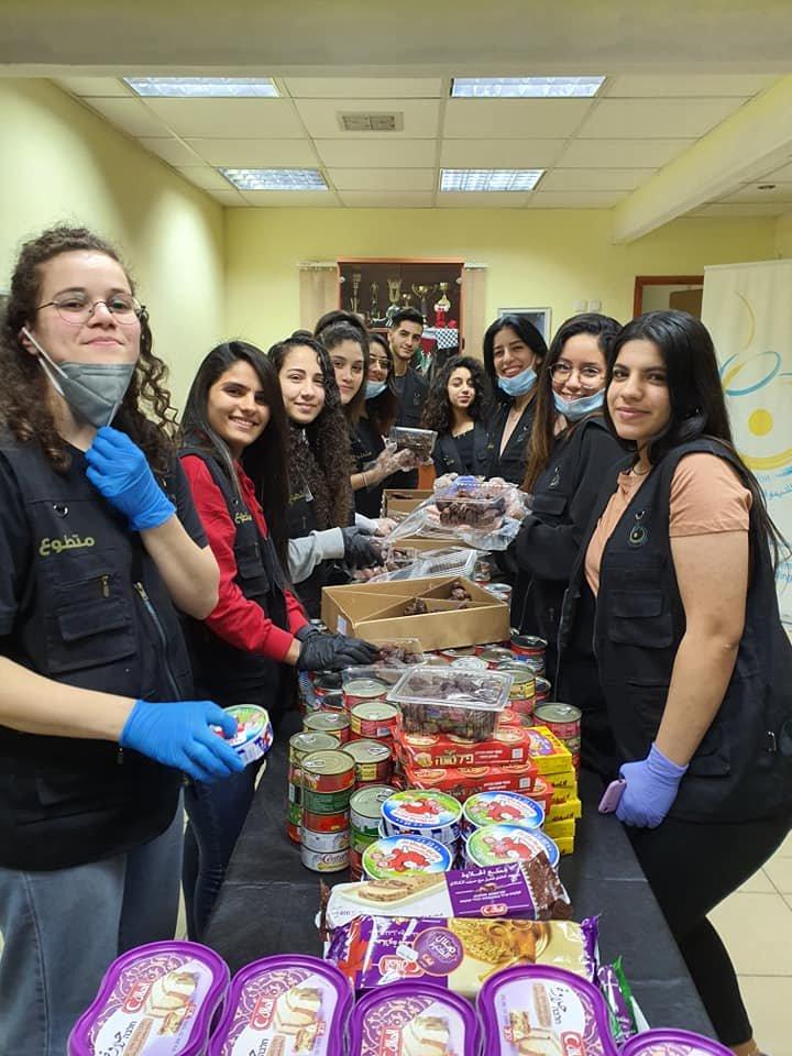 جمعية انماء تواصل مشروعها في مرافقة أطفال مرضى السرطان بمناسبة شهر رمضان -14