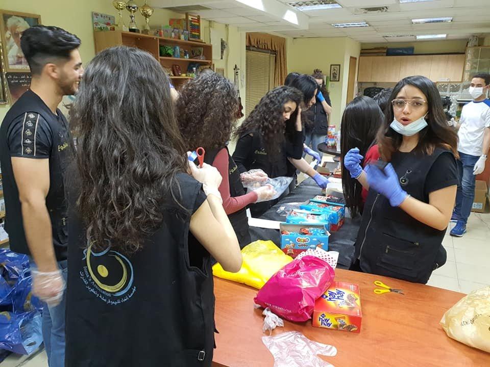 جمعية انماء تواصل مشروعها في مرافقة أطفال مرضى السرطان بمناسبة شهر رمضان -16