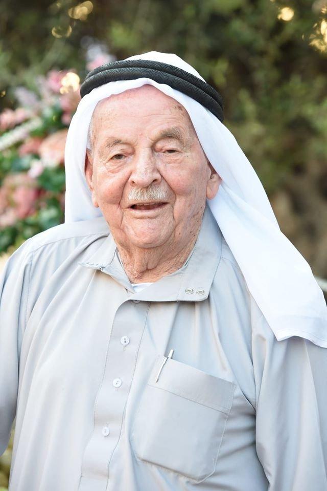 عيلوط: الموت يغيب الحاج احمد عبد الحليم ابو عياش