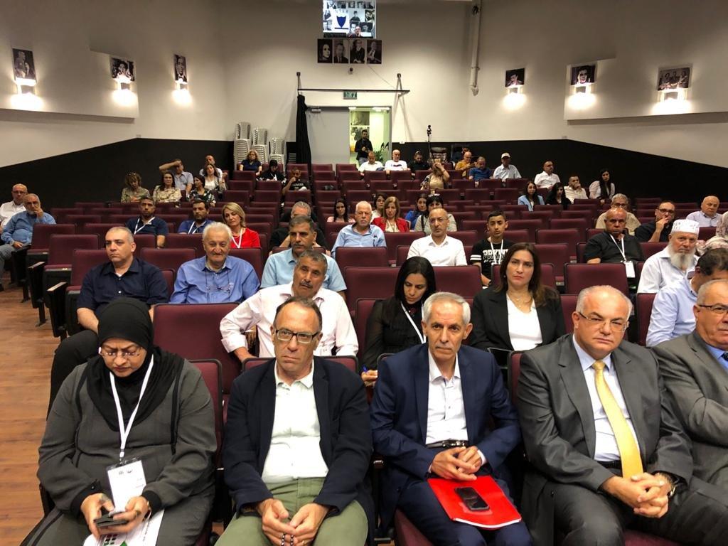 الطيبة: عقد مؤتمر القدرات البشرية الرابع- التنمية الاقتصادية والاجتماعية المستدامة-1
