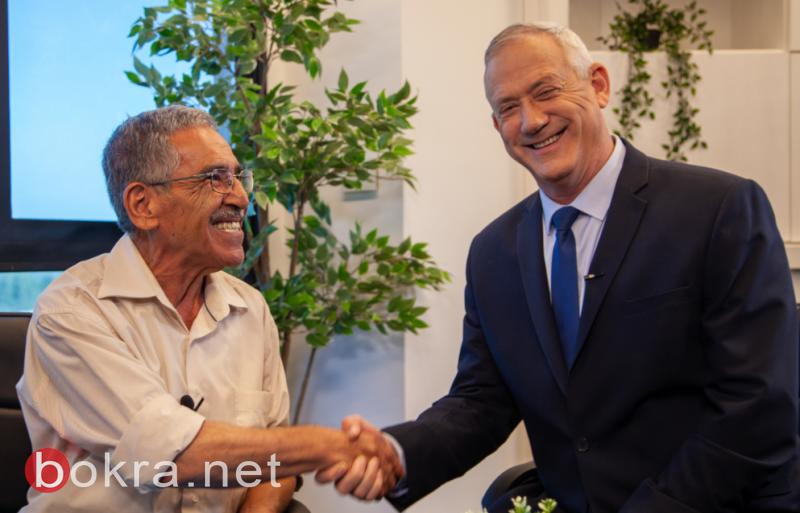 بيني غانتس لـبـُكرا: حكومة برئاستي، ستحدث تغييرًا ايجابيًا بالمجتمع العربي خلال 4 سنوات