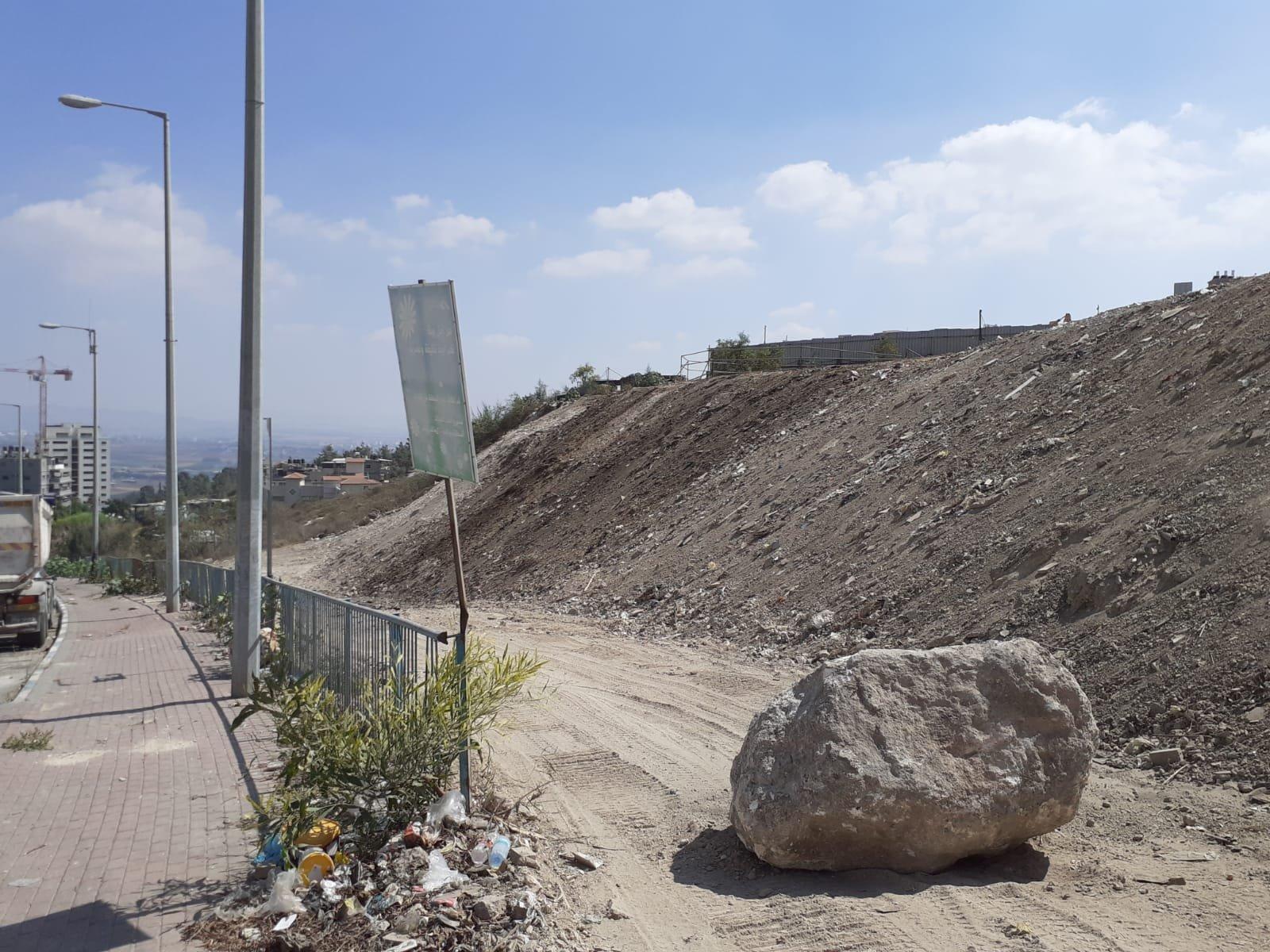 وحدة البيئة في بلدية الناصرة تحقق انجازات و مشاريع بيئية