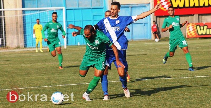 خسارة اخرى للاخاء النصراوي امام ريشون لتسيون (0-1)