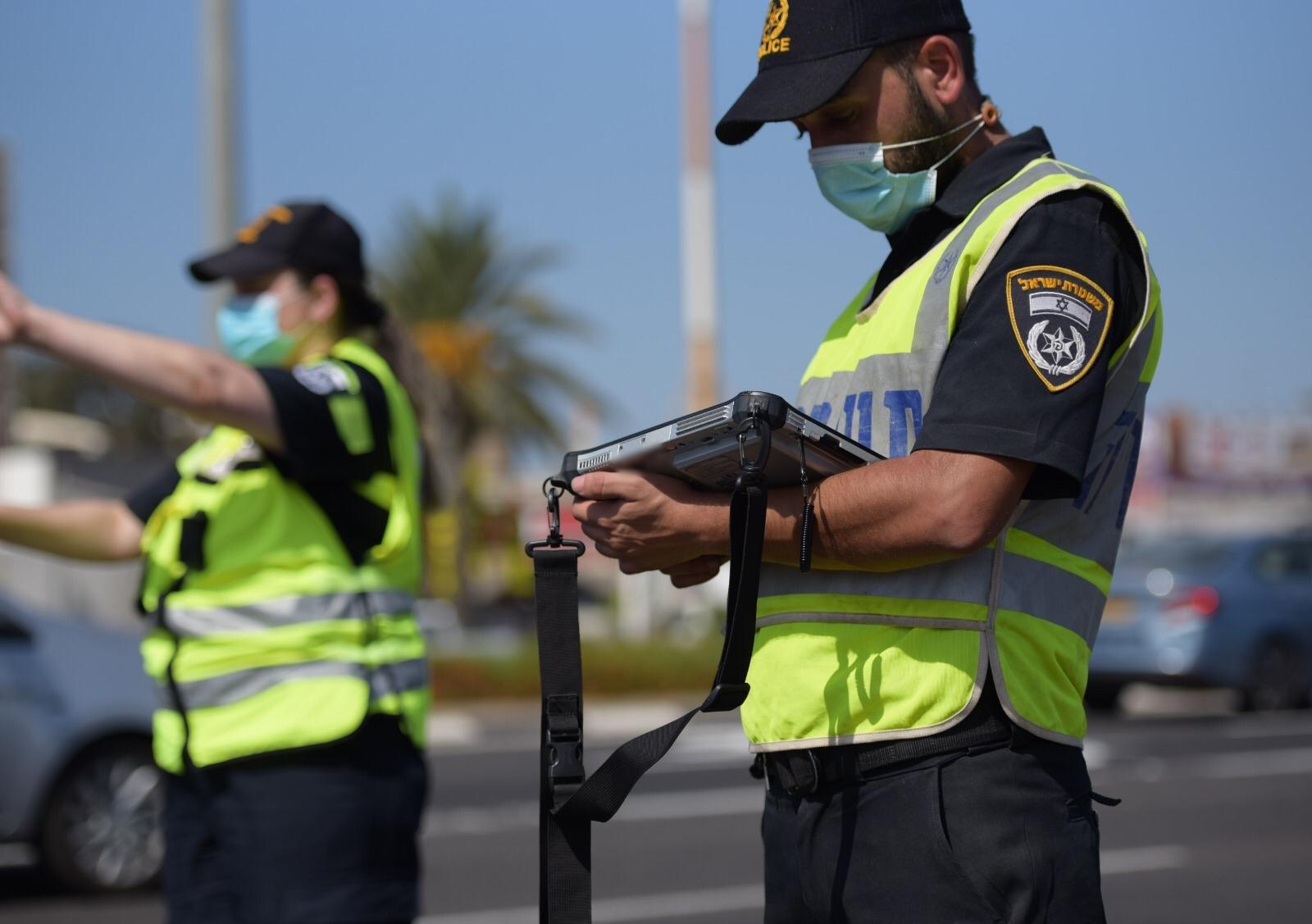 فقط يوم أمس .. الشرطة حررت 2557 مخالفة كورونا!-2