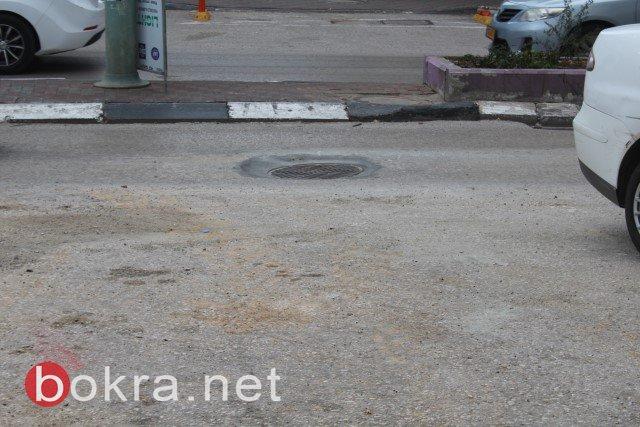 شادي حواري من الناصرة: اصابنا ضرر بسبب القصر الثقافي التي تبينه البلدية، وجبارين يعقب..