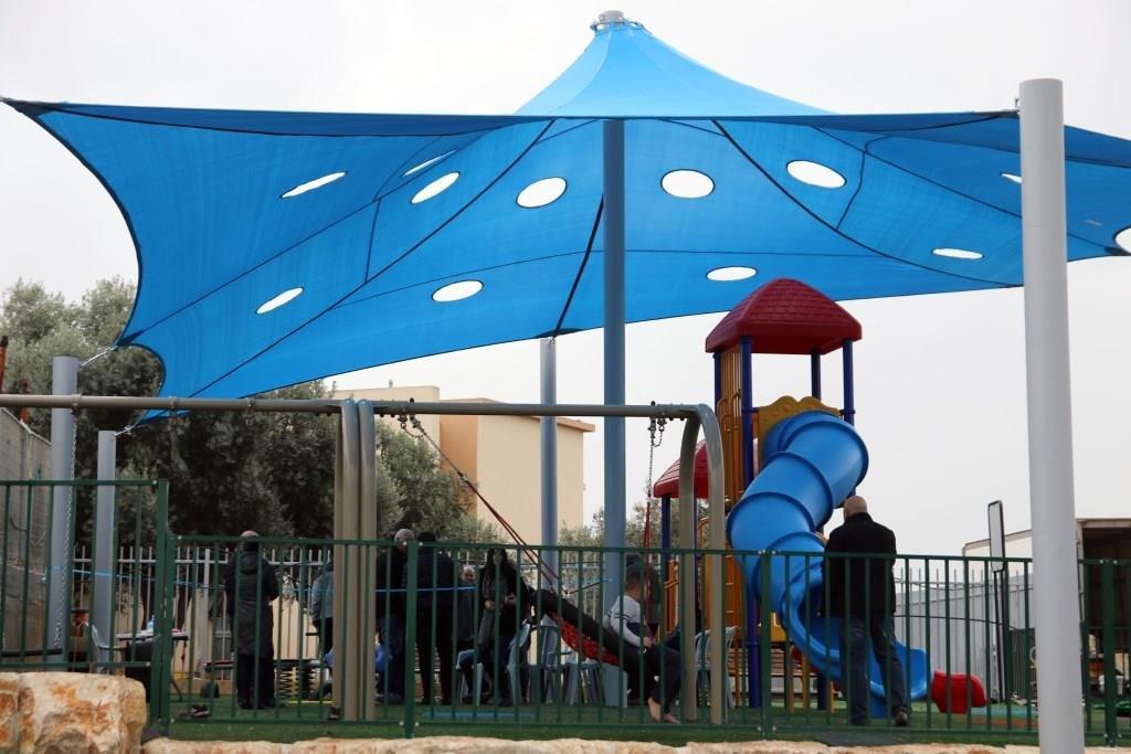 في الجلبوع: حديقة ألعاب للأطفال في طمرة الزعبية، ومشاريع تطوير مستمرة