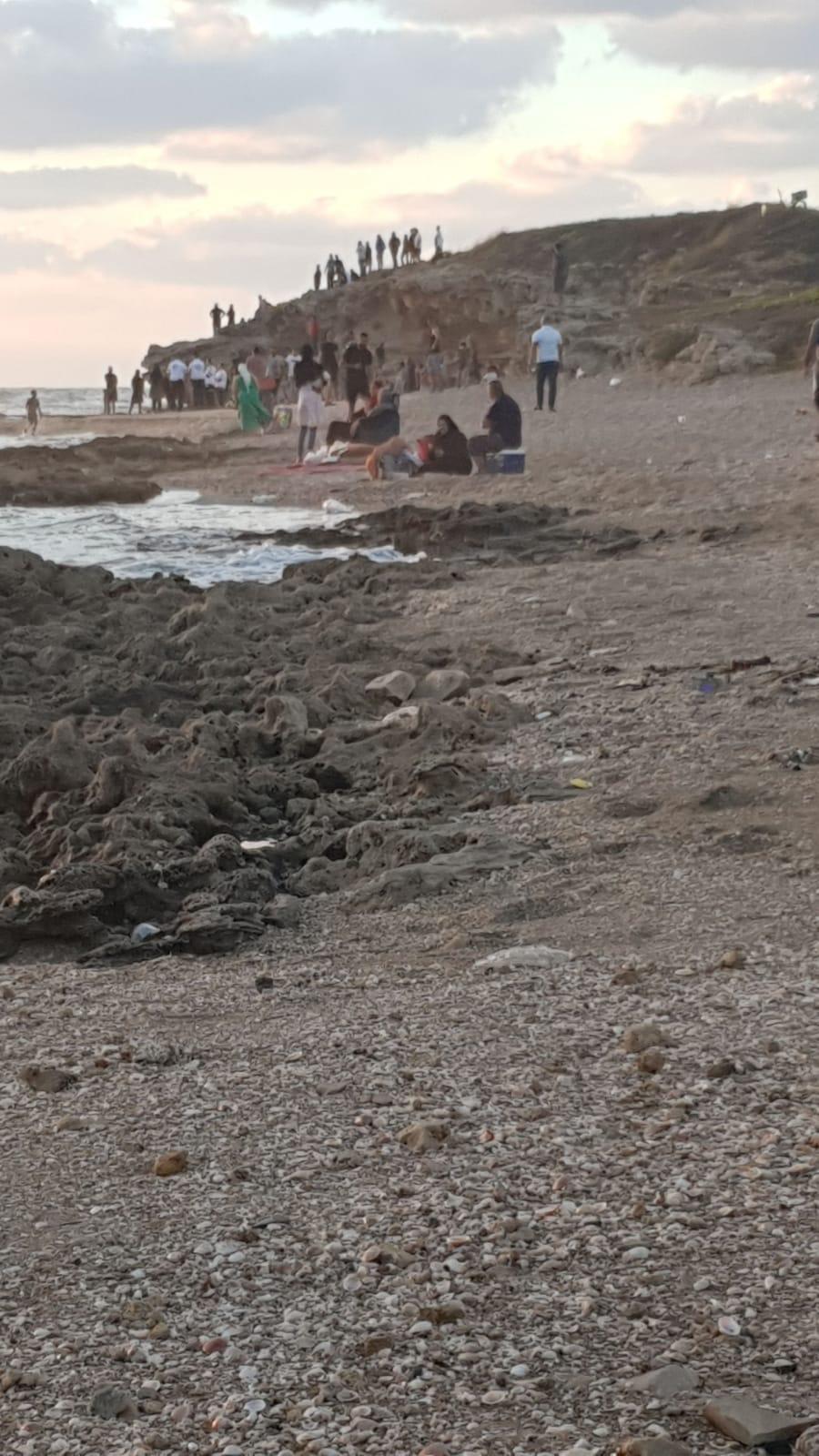 إختفاء آثار شاب في عمق البحر بجسر الزرقاء
