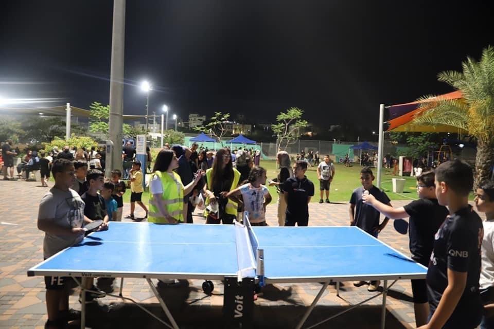 كفرقرع: منتزه الحوارنة يشهد انطلاق فعاليات صيف ممتع لجيل مبدع 2021-1