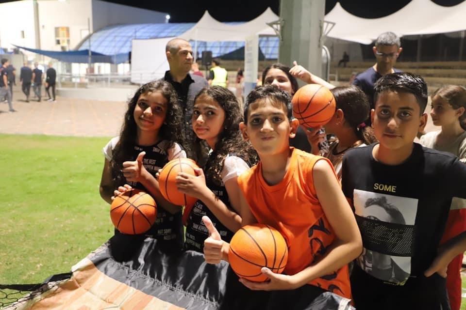 كفرقرع: منتزه الحوارنة يشهد انطلاق فعاليات صيف ممتع لجيل مبدع 2021-4