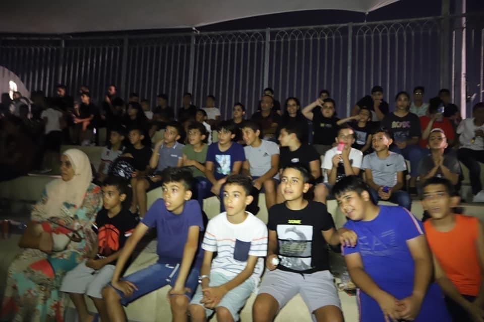 كفرقرع: منتزه الحوارنة يشهد انطلاق فعاليات صيف ممتع لجيل مبدع 2021-7