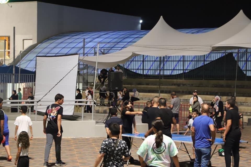 كفرقرع: منتزه الحوارنة يشهد انطلاق فعاليات صيف ممتع لجيل مبدع 2021-8