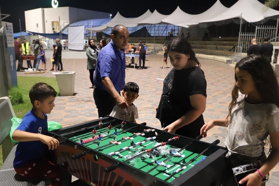 كفرقرع: منتزه الحوارنة يشهد انطلاق فعاليات صيف ممتع لجيل مبدع 2021-10