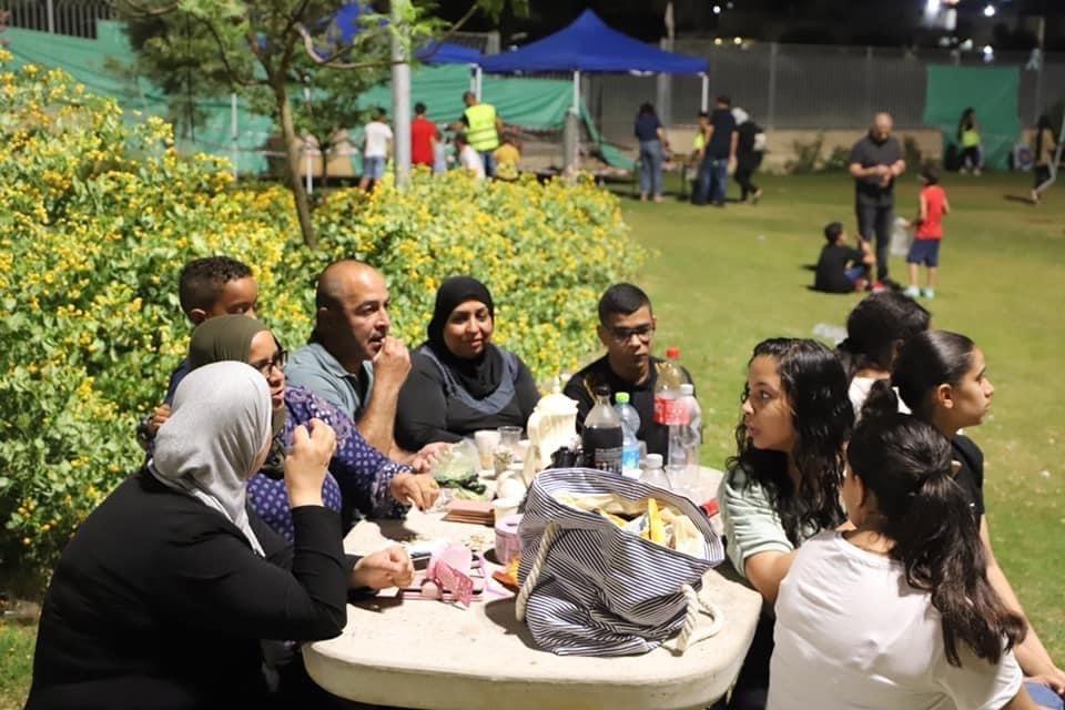 كفرقرع: منتزه الحوارنة يشهد انطلاق فعاليات صيف ممتع لجيل مبدع 2021-14