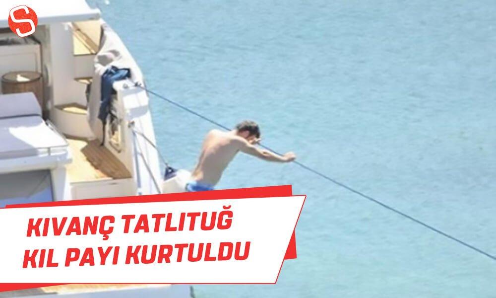 كيفانش تاتليتوغ ينجو من الموت بعد حادث مرعب