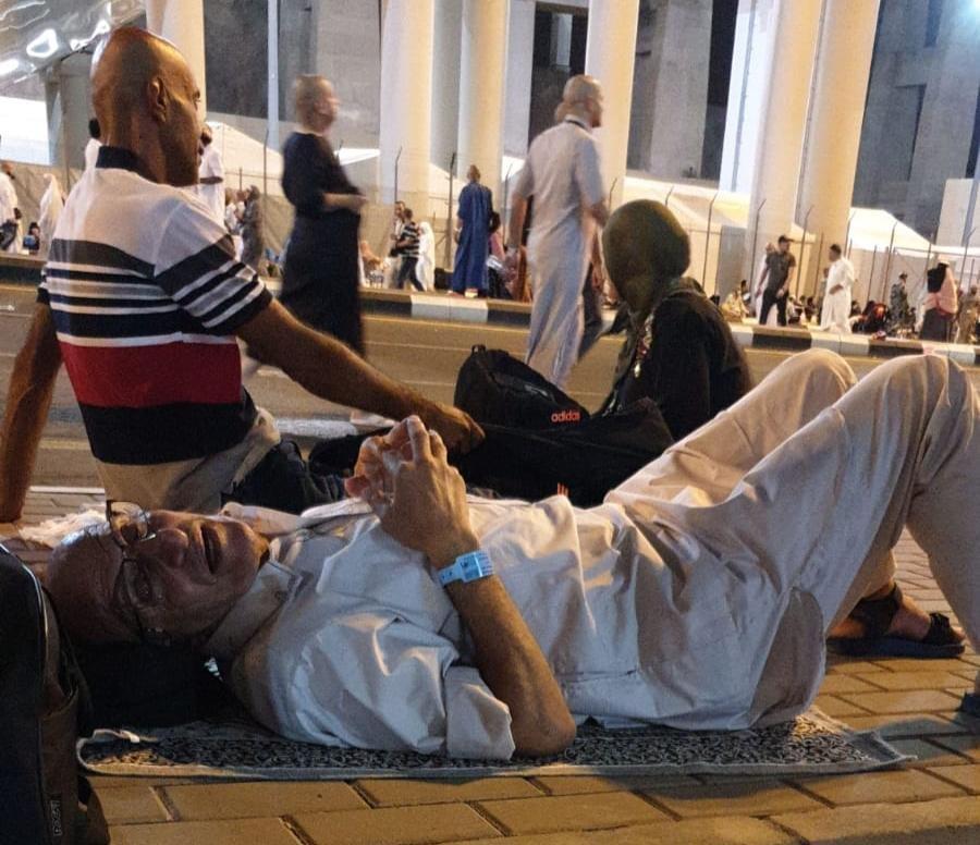 الحاج زياد خيري لـبكرا: غدا سيبدأ الحجاج بالعودة الى الوطن
