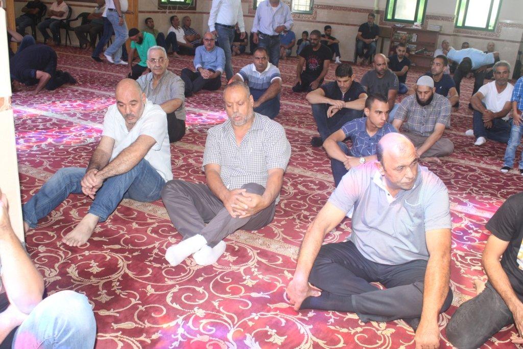محطات على الصراط خطبة الجمعة بجامع عمر المختار يافة الناصرة