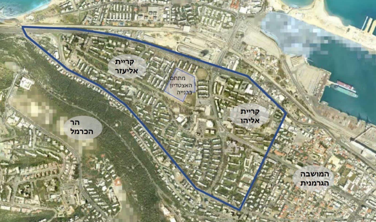 رجا زعاترة: يجب ضمان خدمات عصرية وملائمة للعرب في مخططات التجدّد الحضري في حيفا