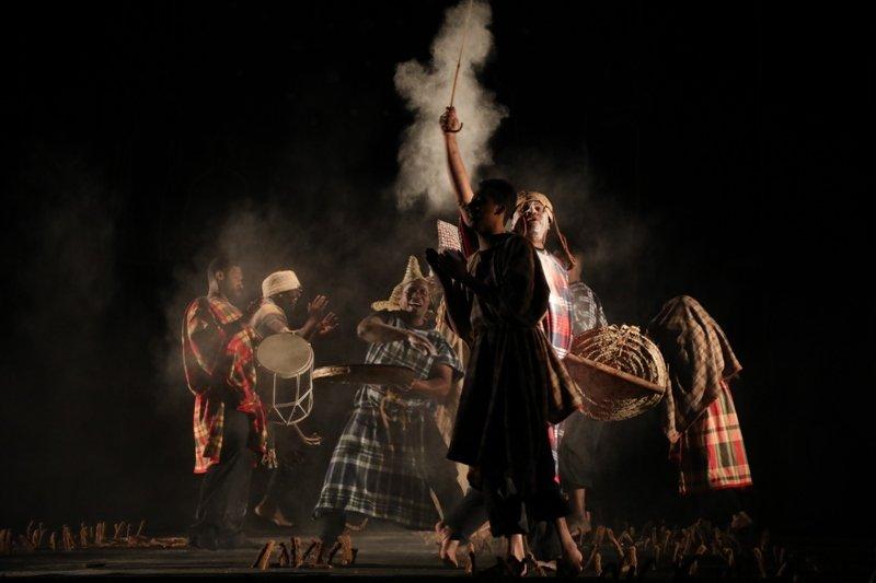 مهرجان المسرح العربي تظاهرة فنية مسرحية تشهدها العاصمة الأردنية