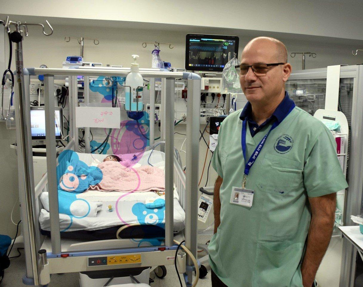 جديد: وحدة العلاج المكثف للأطفال في باده - بوريا