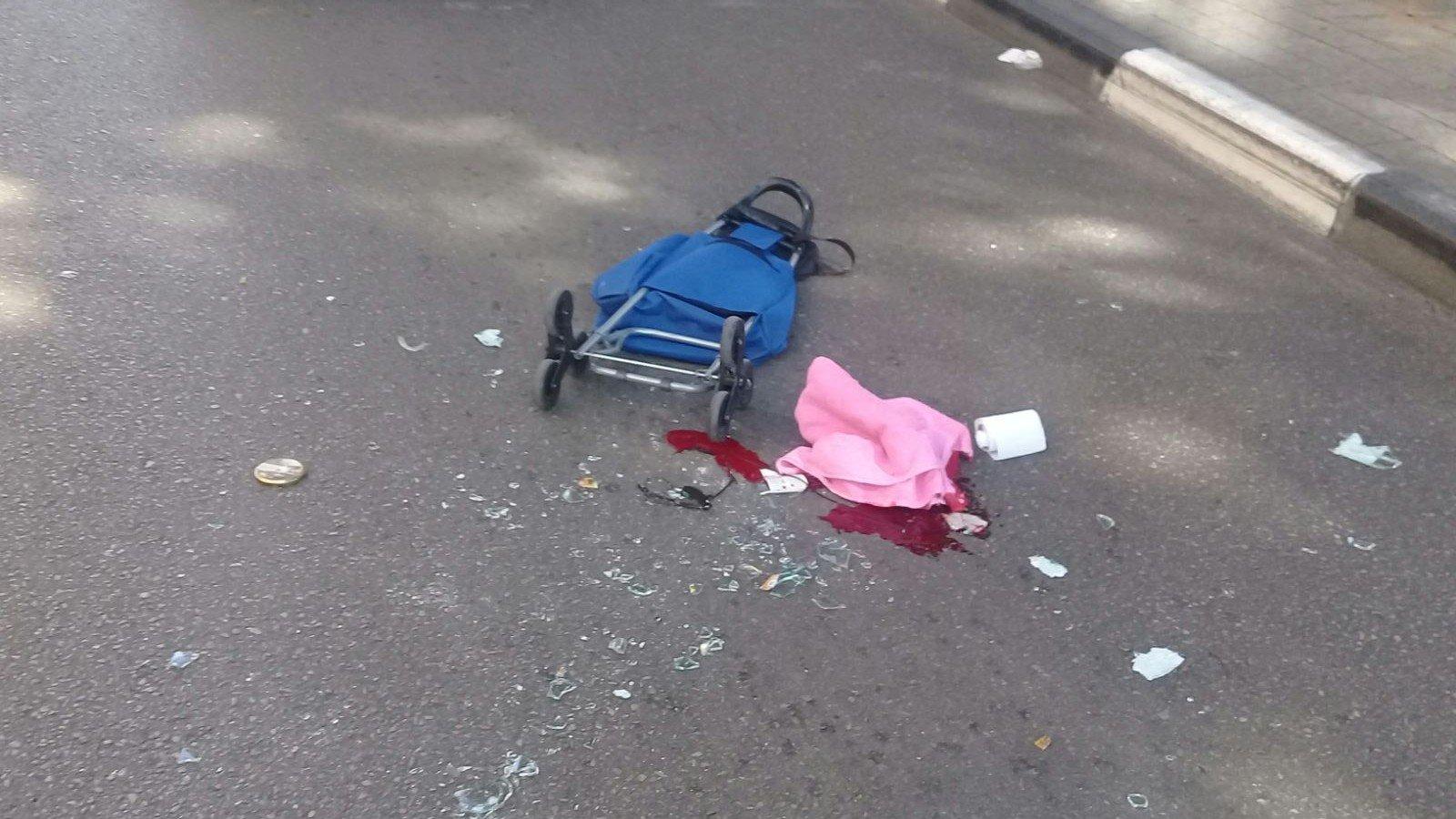 """حادث طرق """"ضرب وهرب"""" في يافا وإصابة خطيرة لسيدة-3"""