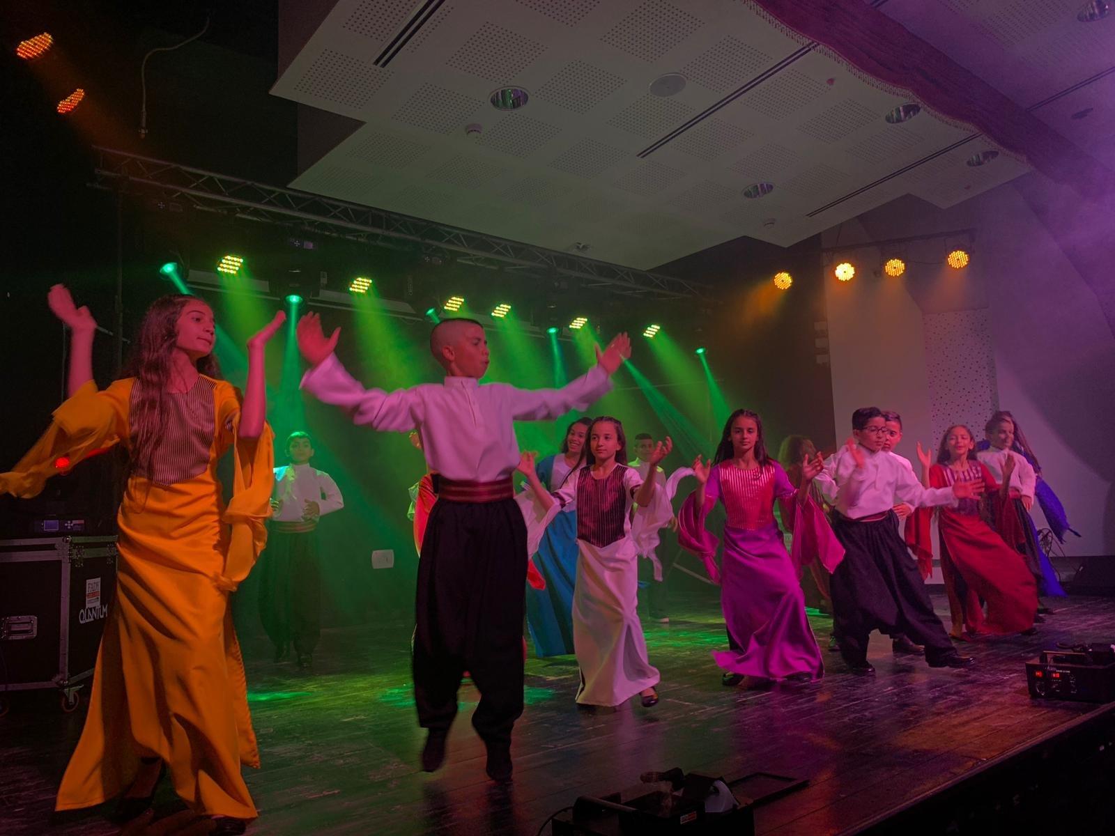 بلدية الطيبة: اِنطلاق مهرجان التراث والفلكلور الفلسطيني وعروض الدبكة في المدينة