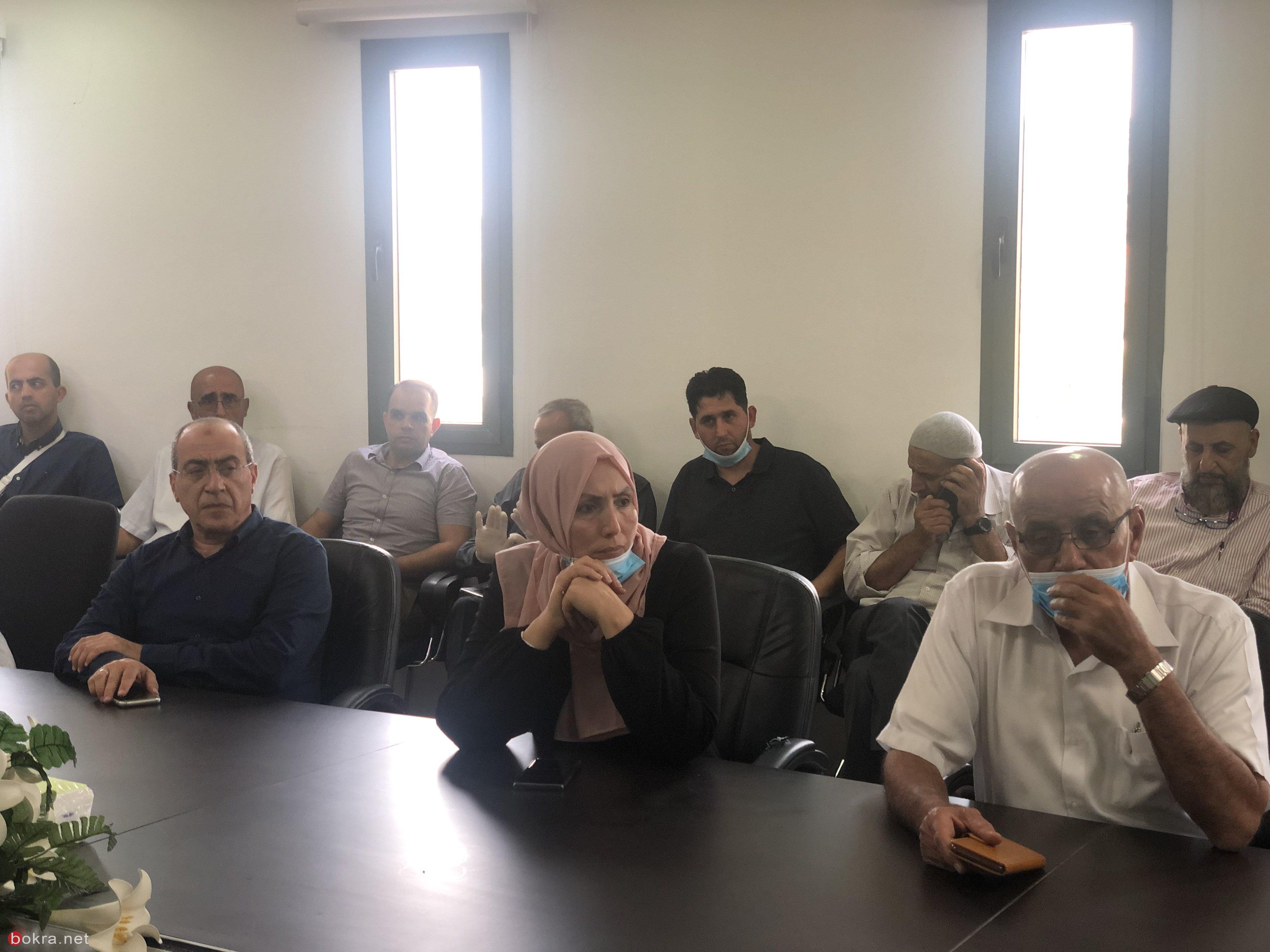 تشييع جثمان الشهيد مصطفى يونس اليوم .. والإعلان عن مظاهرة أمام تل هشومير