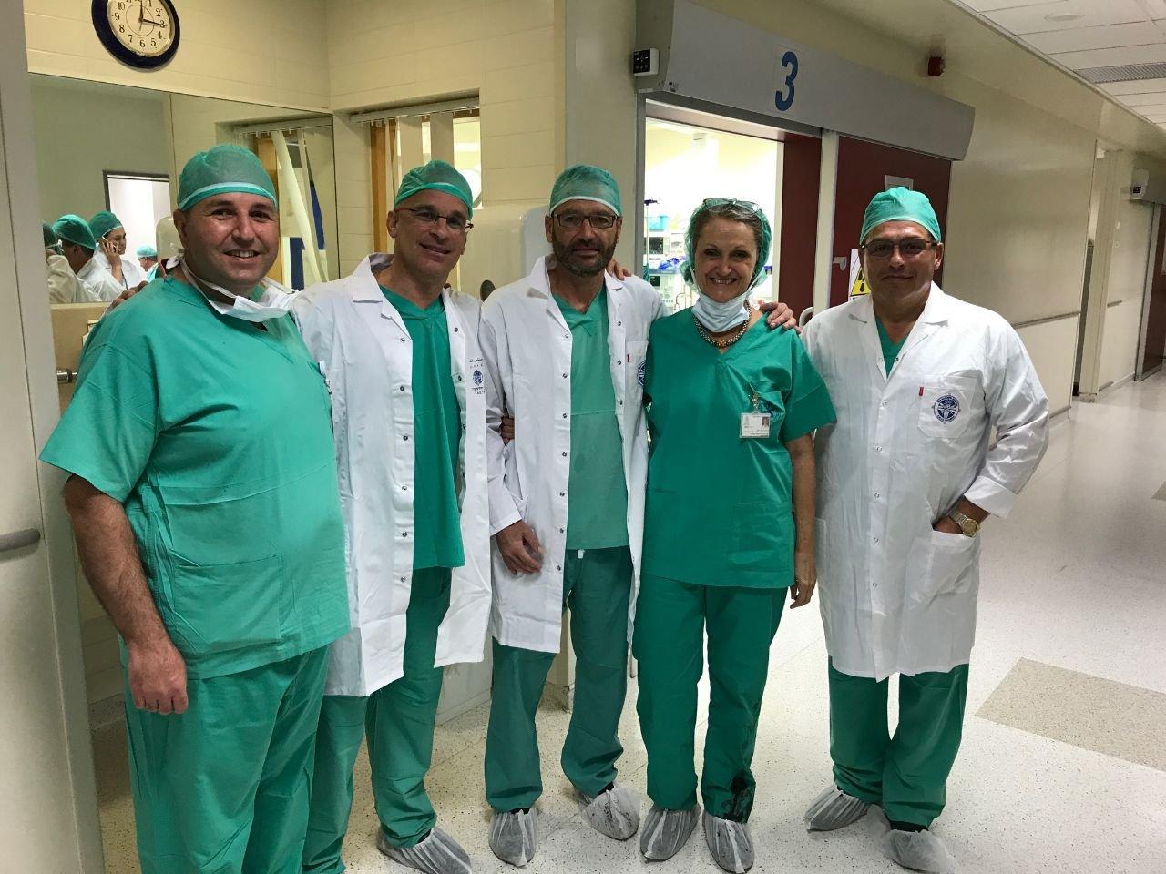 ورشة عمل لأطباء نساء من البلاد في مستشفى الناصرة