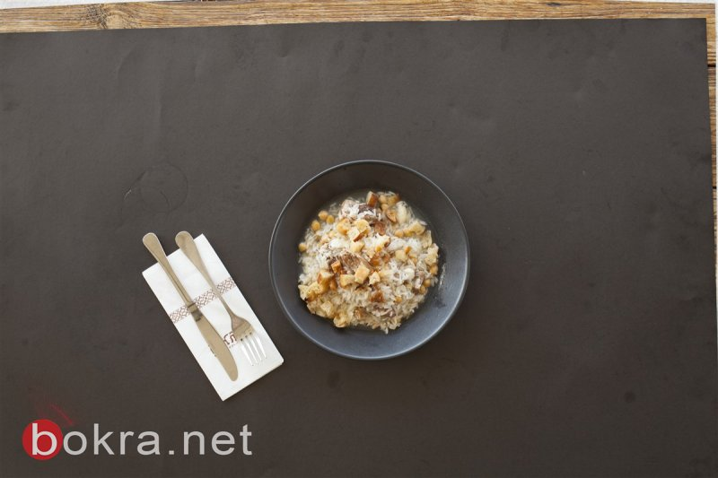 طبختنا بـُكرا:  فتة حمص حب بالدجاج