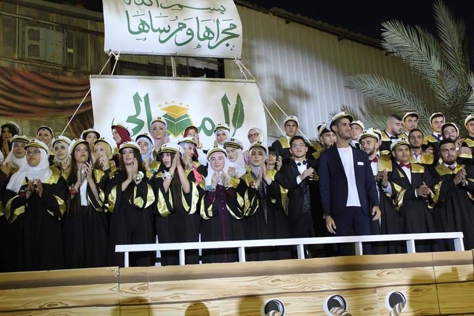 سفينة المعالي - اغنية الطالب حسن دخان من مدرسة المعالي