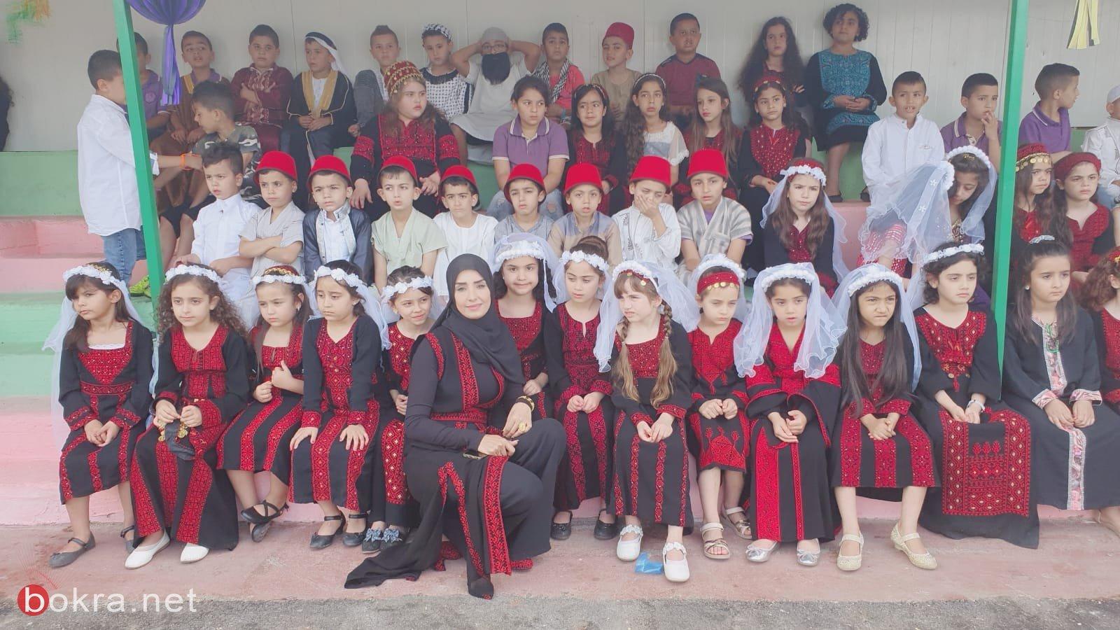بأجواء مميزة .. مدرسة نين الابتدائية تحتفل بيوم التراث