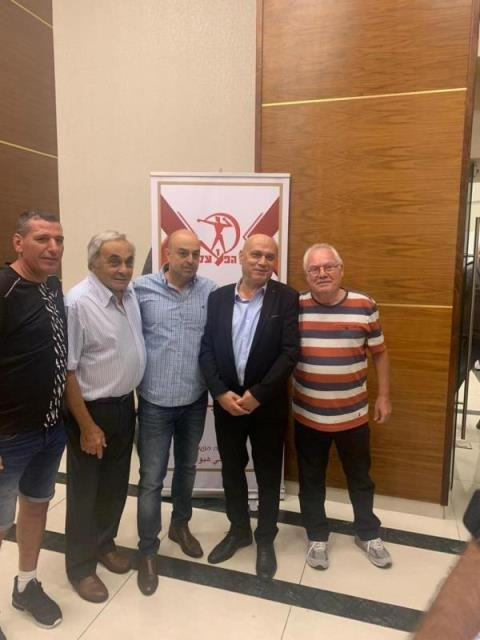 الوزير عيساوي فريج يفتتح مؤتمر التعايش الرّياضي-2